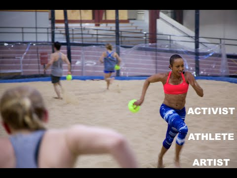 Manhattan Beach Workout | Andia Winslow
