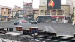 Euro Disney 2008 - Stuntman Car Show -