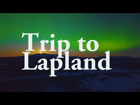 Trip To Lapland - Winter Holiday Paradise 4K