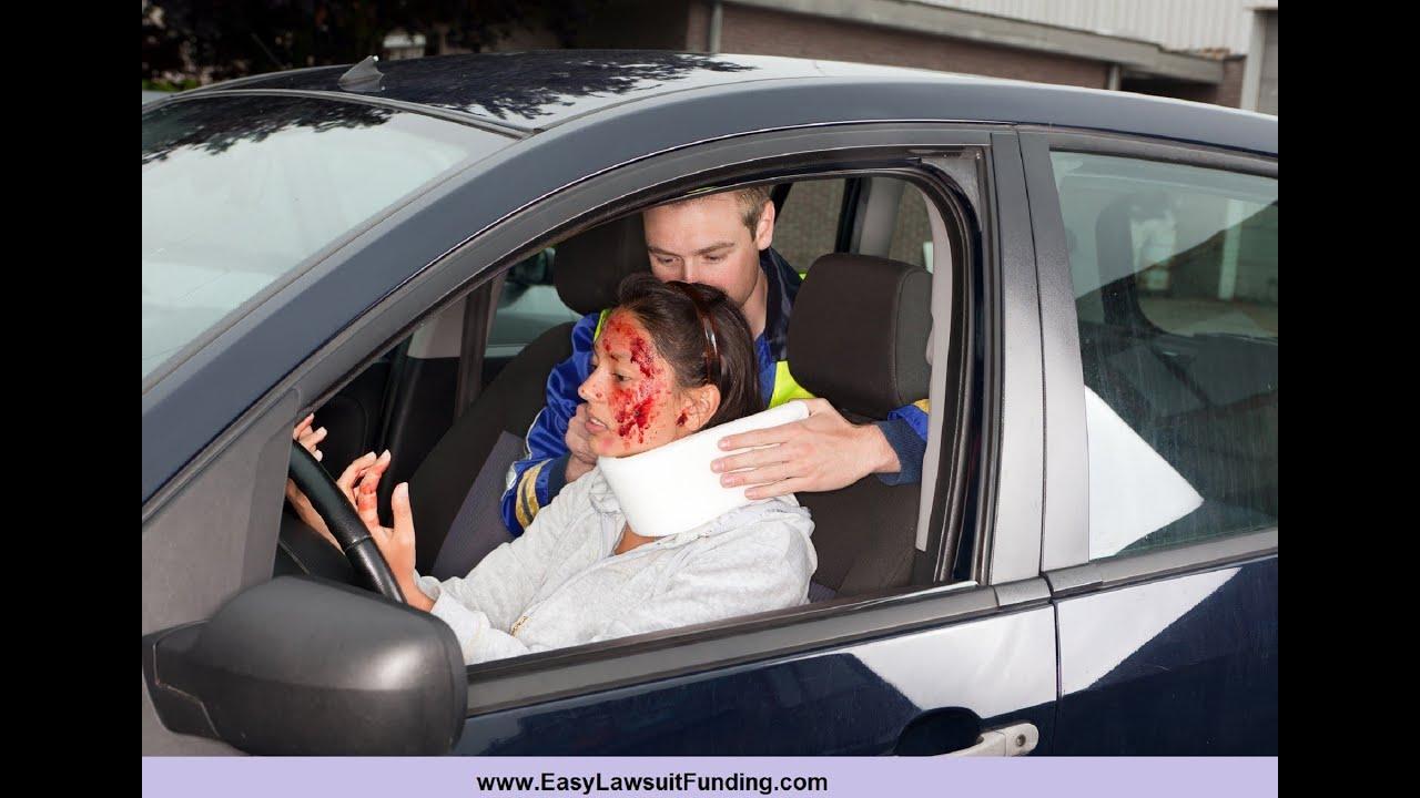 Car Accident Pre Settlement Loans