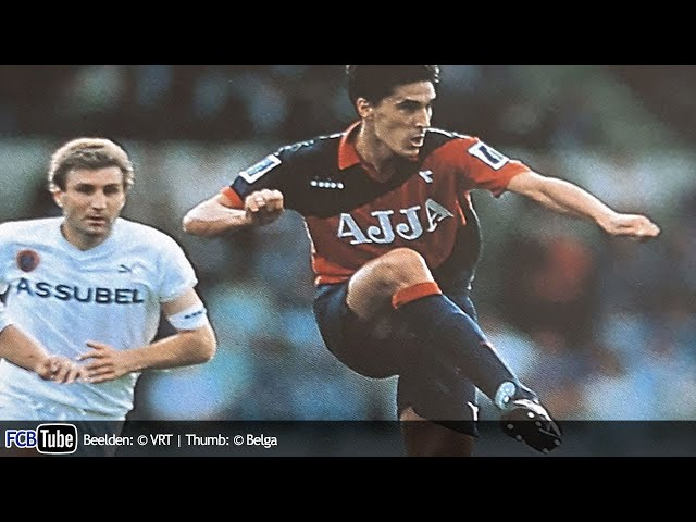 1990-1991 - Supercup - 01. Club Brugge - FC Liège 2-2 (pen 7-6)
