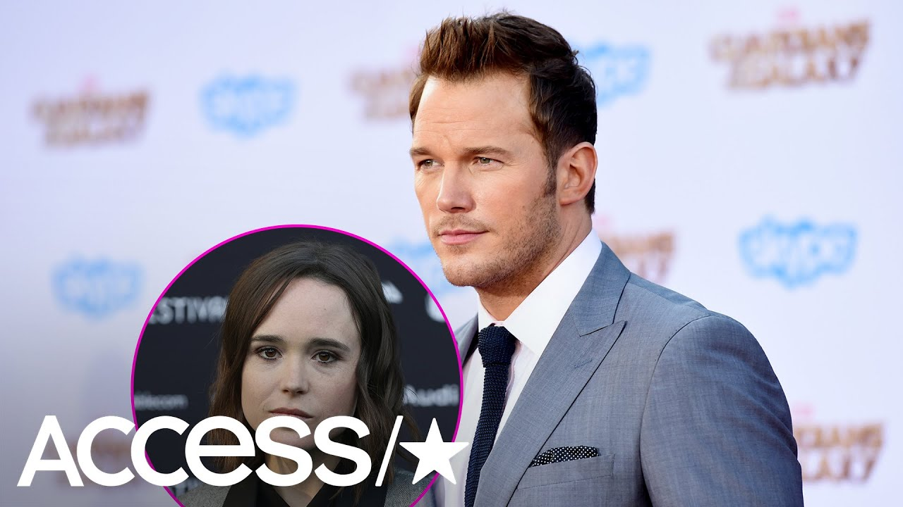 Chris Pratt Denies Ellen Page's Claim That His Church Is 'Infamously Anti-LGBTQ' | Access