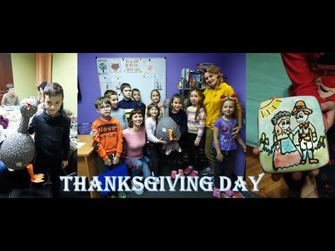 Thanksgiving Day 2020 at Apple Tree School