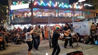 Amazing people with sentuhan buskers...SUBSCRIBE please
