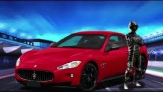 Maserati GranTurismo 2018 5-10 Miles | DRIVING GAMES