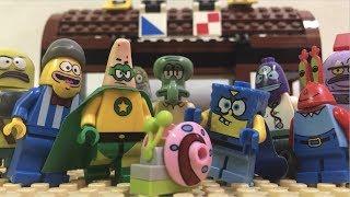 Lego Spongebob 50th Episode Spectacular!