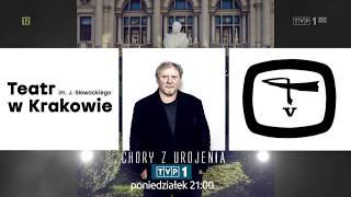 """""""Chory z urojenia"""" – PREMIERA w Teatrze Telewizji"""