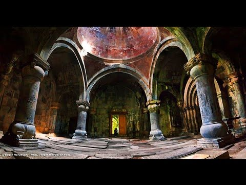 Санаин — памятник армянской архитектуры ... МИГ ТВР ВАНАДЗОР - ՍԵԼԵՆ ՀԿ