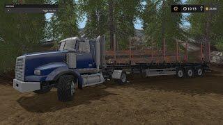 Farming Simulator 17- Logging Company- Ep. 1