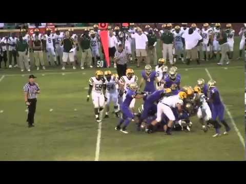 Matt Burke's Senior Season Highlights 2012-2013