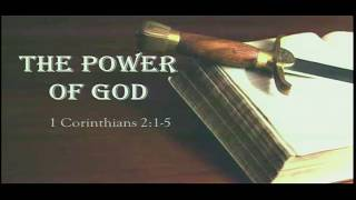 July 8, 2018 The Power of God