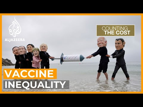 Why vaccine inequality is leading to lopsided economic recovery | Counting the Cost