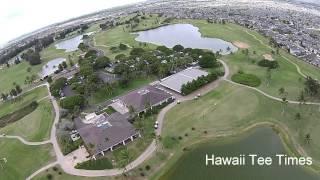 Hawaii Prince Golf Course Filmed By Hawaii Tee Times