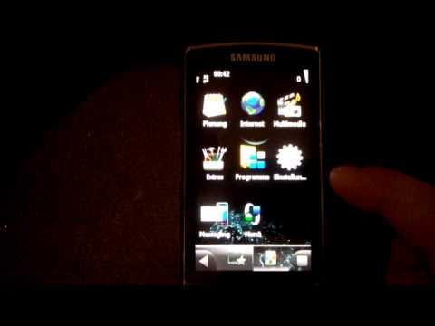 Samsung i8910 Mod