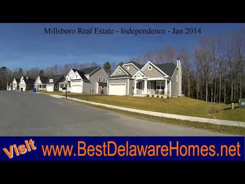 Millsboro Delaware Real Estate - Independence - Jan 2014