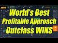 Profits Strategy 100% Winning  Live Trading Heikin Ashi Moving Averages Binary Options Iq No Losses