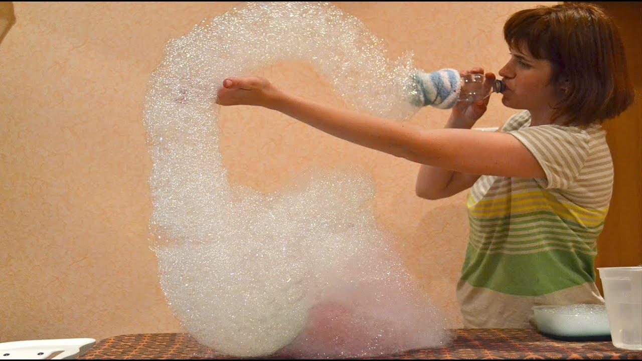 Игры и развлечения. Нелопающиеся мыльные пузыри. Нелопающиеся пузыри – это увлекательная игра для детей и необычный фокус, которым можно удивить окружающих. Надувайте мыльные пузыри, которые не лопаются, даже если проткнуть их иголкой!. Фильтр: без сортировки по названию по.