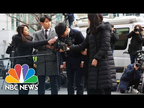 K-Pop Stars Questioned By Police In Sex Scandal Investigation | NBC News Mp3