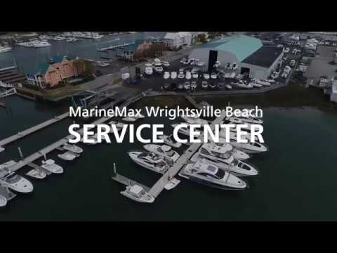 MarineMax Wrightsville Beach: Your Boat and Yacht Service Center