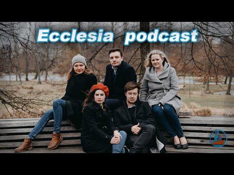 Ecclesia podcast PROMO video