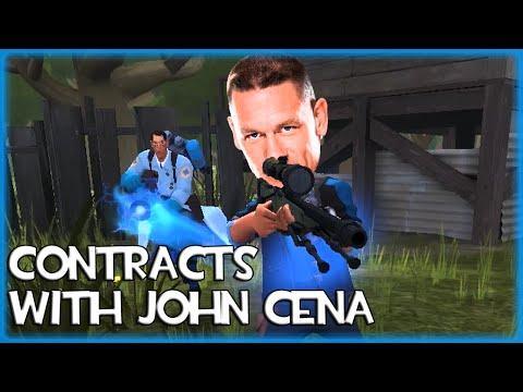 TF2: Contracts with John Cena