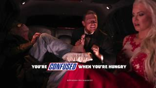 The Miz gets Confused when he's hungry! #EatASnickers More ACTION o...