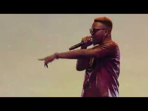 OLAMIDE PERFORMING AT THE 2016 SOUNDCITY MVP AWARDS FESTIVAL
