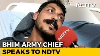 Will Contest Against PM From Varanasi: Dalit Leader Chandrashekhar Azad