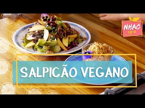 Salpicão vegano e molho especial para salada | Tati Lund | Comida.Org thumbnail
