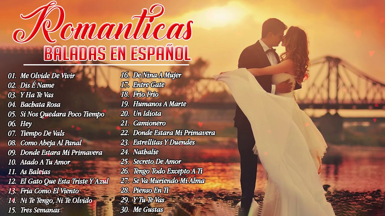 Viejitas Pero Bonitas Romanticas En Español - Baladas Romantica - Musica romantica en españo