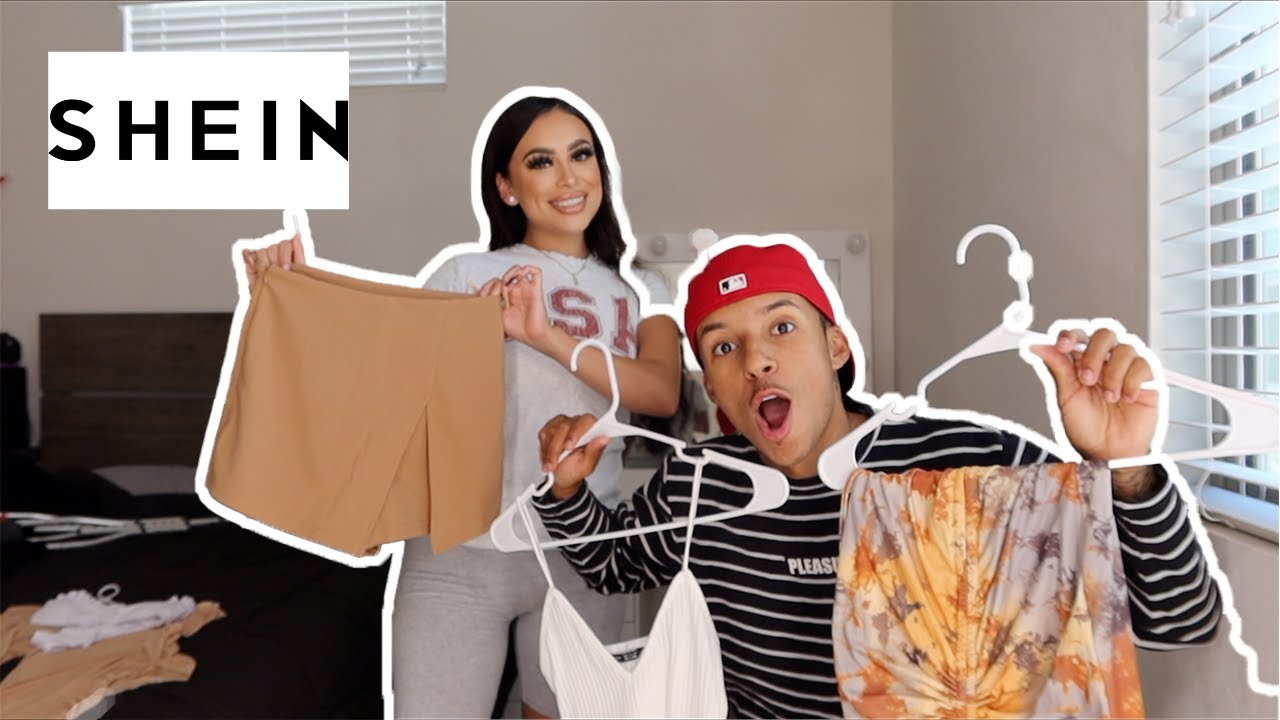 BOYFRIEND RATES MY SUMMER VACATION OUTFITS! *cute*