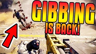 GIBBING IS BACK! Black Ops 3 Blow Your Limbs Off! (BO3 Multiplayer Gore)