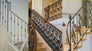 Latest staircase railing designs | handrail designs