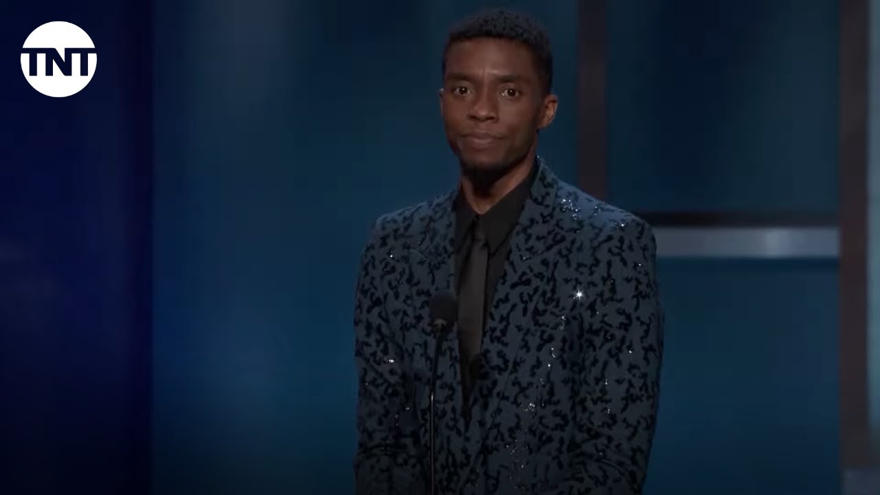 Download Chadwick Boseman Tribute to Denzel Washington | AFI 2019 | TNT