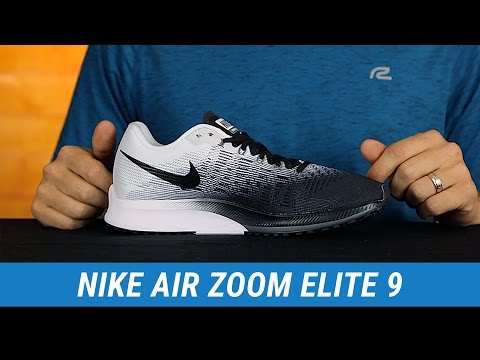 hot sale online 6f181 71d1e Nike Air Zoom Elite 9 | Men's Fit Expert Review - YouTube