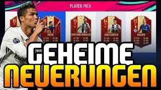Noch GEHEIME NEUERUNGEN in FIFA 19 Ultimate Team!