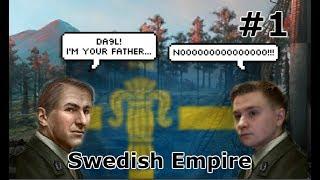 Hearts of Iron 4 - Road to 56 - Swedish Empire - Part 1
