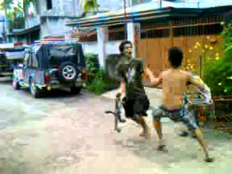 Iligan city fighting