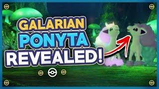 Galarian Ponyta Revealed! Pokémon Sword and Shield Livestream Breakdown and Impressions