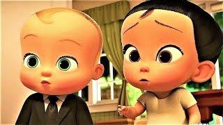 The Boss Baby: Back in Business - Trailer 2018 / Босс молокосос: Снова в деле