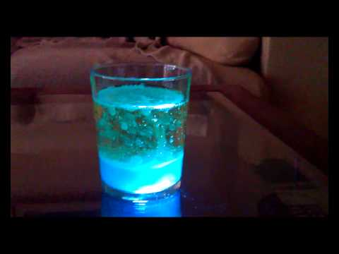 Como hacer lampara de lava super youtube - Como hacer lamparas caseras originales ...