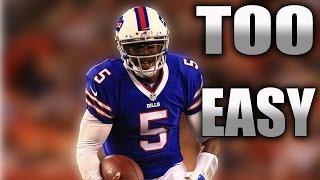 MADDEN 16 BUFFALO BILLS - WELL THAT WAS EASY-  ONLINE RANKED - #MADDEN16