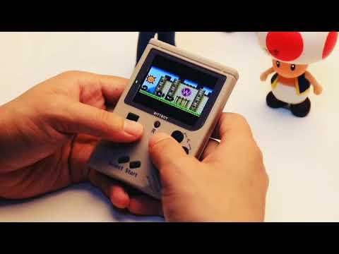 Nueva BittBoy: Ahora con posibilidad de tarjeta micro-sd y