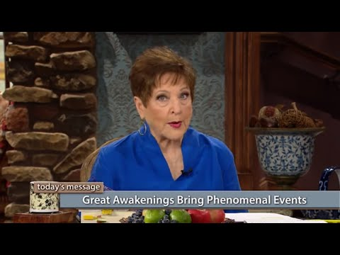 Great Awakenings Bring Phenomenal Events