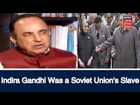 'Indira Gandhi Was