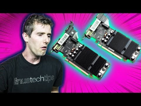 Thumbnail: The Crappiest SLI Setup of ALL TIME