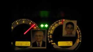 2008 Toyota Corolla/Auris 1.6 MM-T acceleration in Economy mode