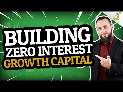 Mike Banks explains Building Zero Interest Growth Capital