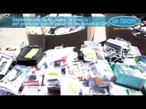 Wholesale Electronics - Manifested Lots