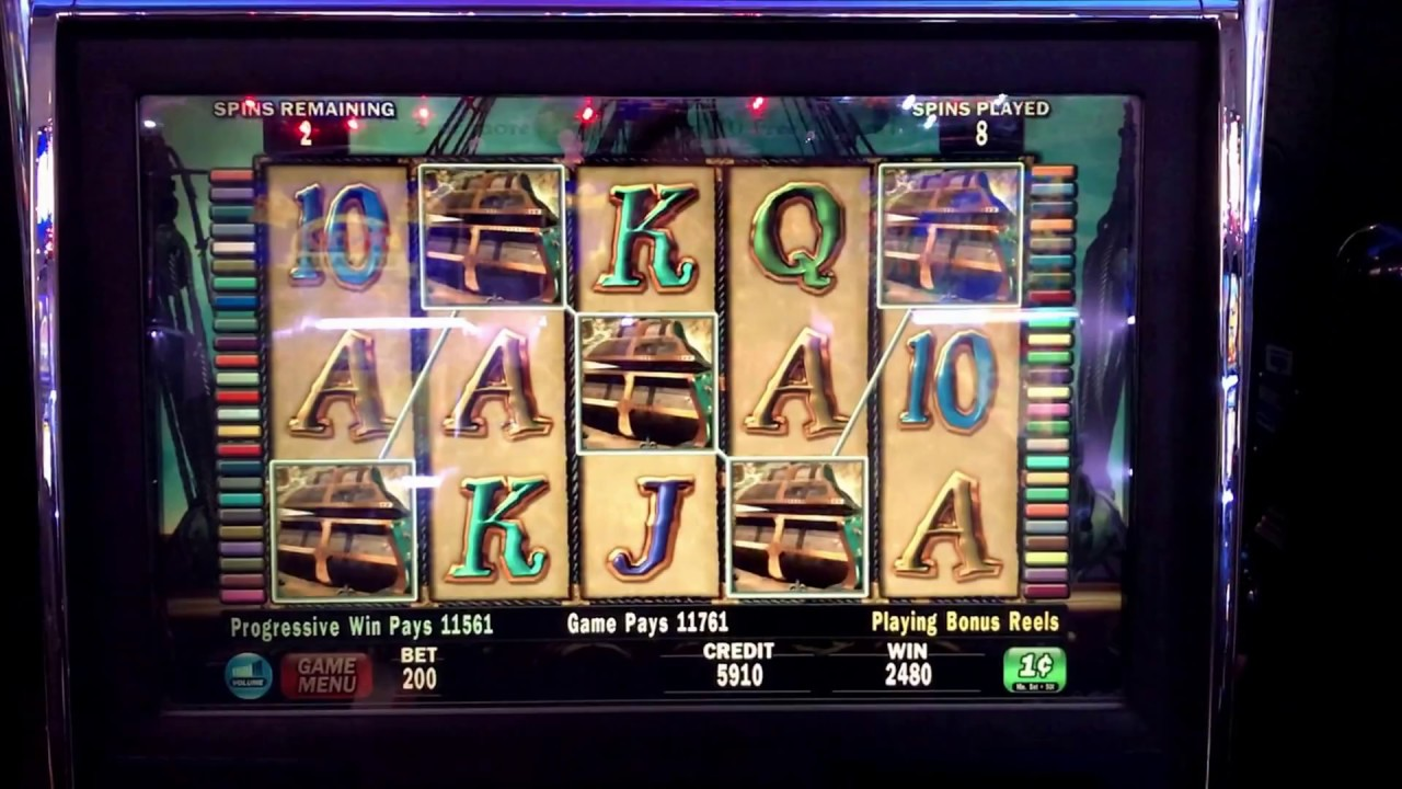 Try Jolly Roger Slots Free On This Page